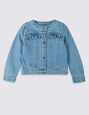 Denim Jacket (3 Months - 7 Years)