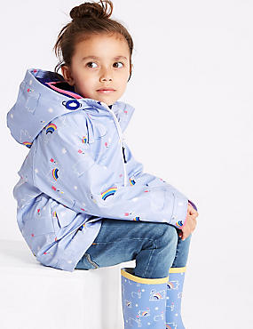 3 in 1 Fisherman Coat (3 Months - 7 Years), MULTI, catlanding