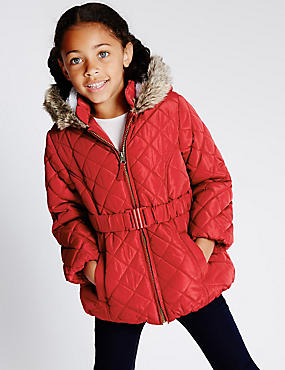 Lux Padded Coat with Stormwear™ (1-7 Years)