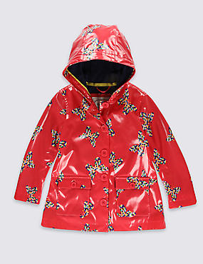 Printed Raincoat with Stormwear (3 Months - 5 Years)