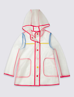Hooded Raincoat (3 Months - 5 Years)