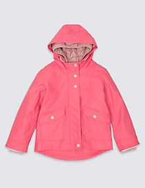 3 in 1 Fisherman Coat with Stormwear™ (3 Months - 7 Years)