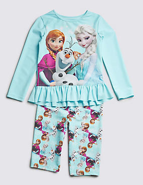 Lycra® Xtra Life™ Disney Frozen Quick Dry Swimsuit (2-10 Years)