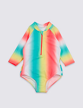 Swimsuit with Lycra® Xtra Life™ (3 Months - 7 Years)