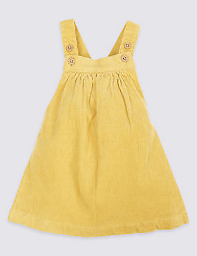 Pure Cotton Pinny Dress