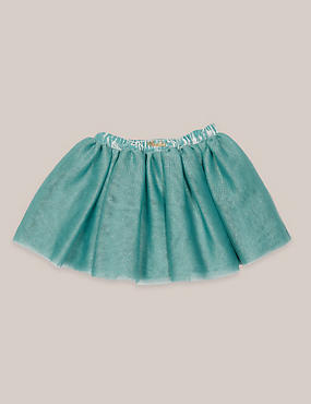 Girls Glitter Tutu (3 Months - 5 Years)