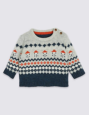 Fairisle Knit Jumper