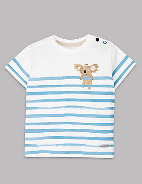 Koala Striped T-Shirt
