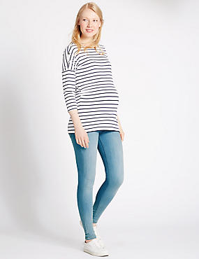 Maternity Denim Jeggings