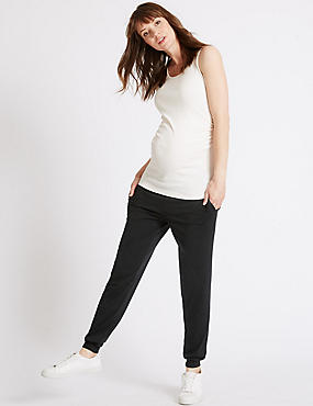Maternity Luxury Sweat Joggers