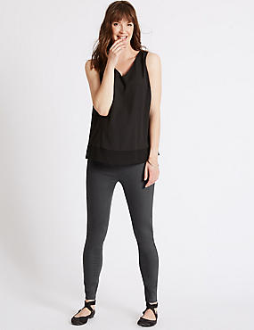 Maternity Cotton Rich Jeggings