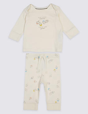 Pure Cotton Organic Pyjamas