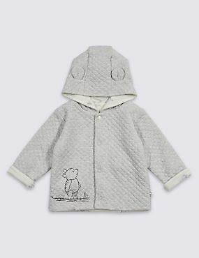 Winnie the Pooh & Friends™ Hooded Jacket, WINTER WHITE, catlanding