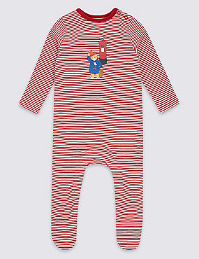 Paddington™ Pure Cotton Sleepsuit