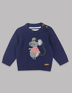 Applique Baby Jumper