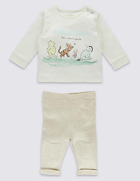Winnie The Pooh 2 Piece Pure Cotton Outfit