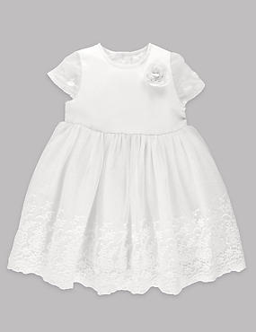 Lace Christening Baby Dress
