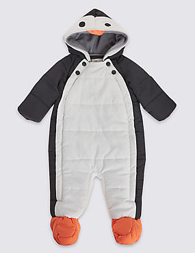 Penguin Snowsuit with Stormwear™