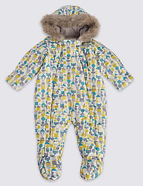 Woodland Snowsuit