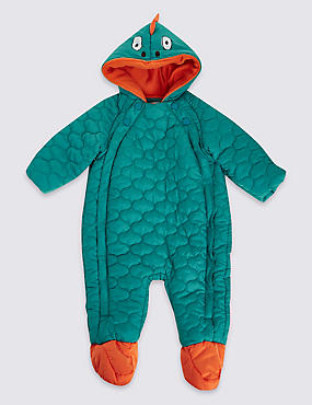 Dinosaur Snowsuit with Stormwear™