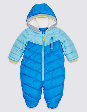 Sporty Snowsuit with Stormwear™
