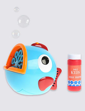 Mini Fish Bubble Machine