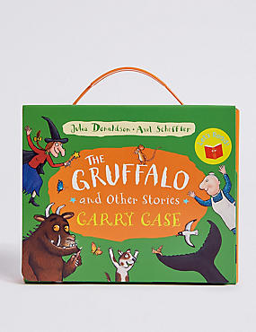 The Gruffalo™ & Other Stories Carry Case, , catlanding