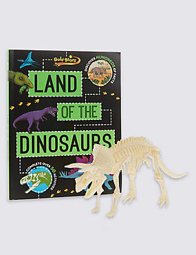 Factivity Dinosaurs Book