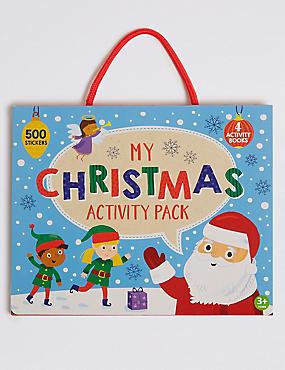 My Christmas Activity Pack, , catlanding