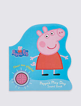 Peppa's Play Day Sound Book