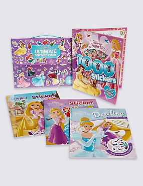 Ultimate Disney Princess Sticker Pack