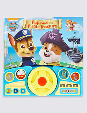 Paw Patrol™ Pups and the Pirate Treasure, , catlanding