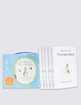 The World of Peter Rabbit Beatrix Potter Story Collection
