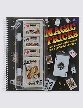 Magic Tricks Activity Book