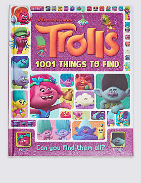 Trolls 1001 Things to Find