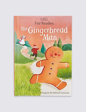 First Readers The Gingerbread Man Book
