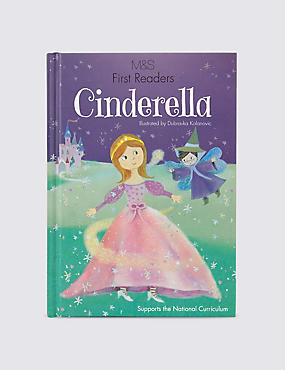 First Readers Cinderella Book