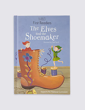 First Readers the Elves and the Shoemaker Book