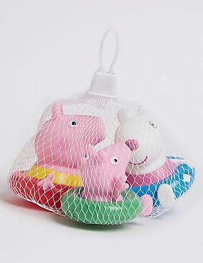 Peppa Pig™ Bath Squirters, , catlanding