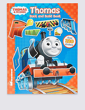Thomas & Friends™ Stick & Build Book