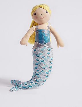 Mermaid Toy, , catlanding