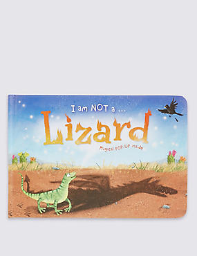 I Am Not A... Lizard