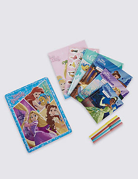 Disney Princess Tin Book