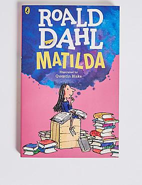 Roald Dahl Matilda, , catlanding