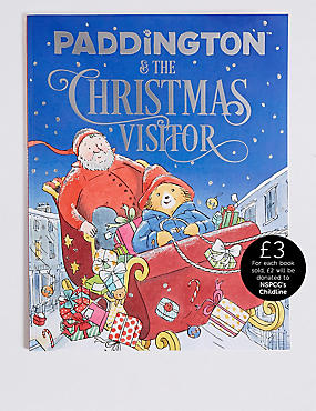 Paddington™ & The Christmas Visitor Story Book