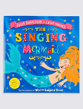The Singing Mermaid Book