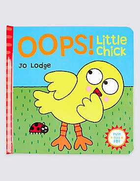 Oops! Little Chick Book