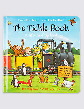 The Tickle Book, , catlanding
