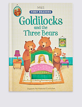 Goldilocks & the Three Bears Book