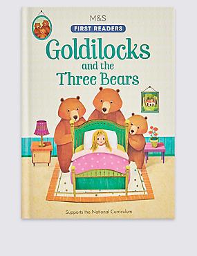 Goldilocks & the Three Bears Book, , catlanding